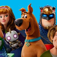 Movie Review: Scoob! - It's a shame that this childish delight has to skip THEATERS.